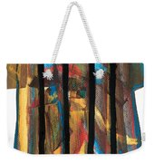 Behind Bars Weekender Tote Bag