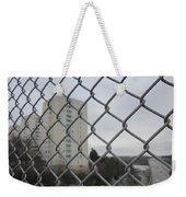 Behind Bars Weekender Tote Bag