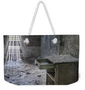 Behind The Bars Weekender Tote Bag