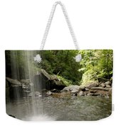 Behind The Falls Weekender Tote Bag