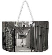 Behind The Gates Weekender Tote Bag