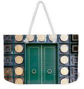 Behind The Green Doors - Sao Paulo Weekender Tote Bag
