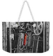 Behind The Scenes - Mono Weekender Tote Bag