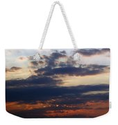 Behold The Dawn Weekender Tote Bag