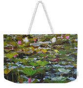 Beijing In August Weekender Tote Bag