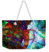Being Chakra Weekender Tote Bag