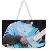 Bela Fleck And The Flecktones Weekender Tote Bag