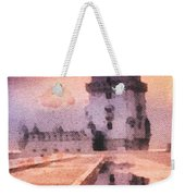 Belem Tower Weekender Tote Bag