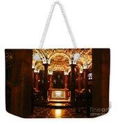 Belief Weekender Tote Bag