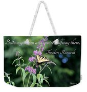 Believe - Featured In Featured Art- Comfortable Art And Beauty Captured Groups Weekender Tote Bag