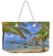 Belize Hdr Weekender Tote Bag