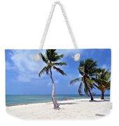Beautiful Belize Palms Weekender Tote Bag