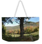 Belknap Mountain Weekender Tote Bag