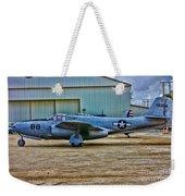 Bell P-59 Airacomet Weekender Tote Bag
