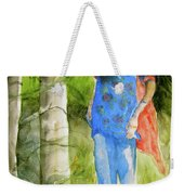 Bella Emerges Weekender Tote Bag