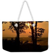Bella Vista Sunset 2 Weekender Tote Bag