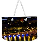 Bellagio Lagoon Walkway Weekender Tote Bag