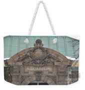 Belle Isle Aquarium Entrance 1 Weekender Tote Bag
