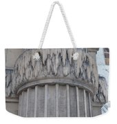 Belle Isle Aquarium Entrance Weekender Tote Bag