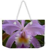 Belle Isle Orchid Weekender Tote Bag
