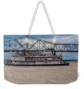 Belle Of Cincinnati  Weekender Tote Bag
