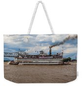 Belle Of Louisville Weekender Tote Bag