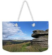 Bellever Tor On Dartmoor Weekender Tote Bag