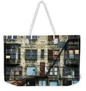 Bellingham Architecture Weekender Tote Bag