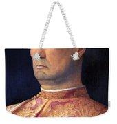 Bellini's Giovanni Emo Weekender Tote Bag