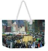 Bellows' New York Weekender Tote Bag