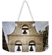 Bells Of Mission San Diego Weekender Tote Bag