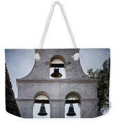 Bells Of Mission San Diego Too Weekender Tote Bag