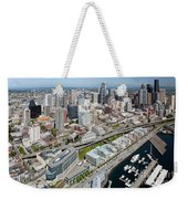 Belltown In Downtown Seattle Weekender Tote Bag