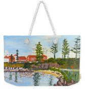 Belmore Basin From The North Sea Wall Weekender Tote Bag
