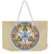 Beloved Mandala Weekender Tote Bag