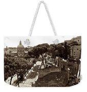 Below The Capitoline Hill Weekender Tote Bag