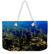 Below The Surface Weekender Tote Bag