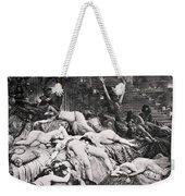 Belshazzars Feast Weekender Tote Bag