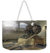 Belt-driven Power Weekender Tote Bag