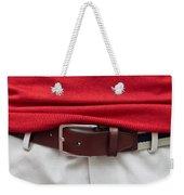 Belt  Weekender Tote Bag