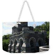 Belvedere Castle - Central Park Weekender Tote Bag