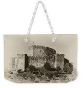 Belver Castle Weekender Tote Bag