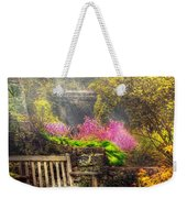 Bench - Tranquility II Weekender Tote Bag by Mike Savad