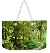 Bend In The Rainforest Weekender Tote Bag