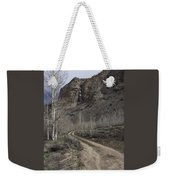 Bend In The Road - Waterfalls Weekender Tote Bag