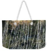 Beneath The Reflection Weekender Tote Bag
