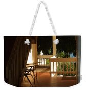 Beneath The Stairs Weekender Tote Bag