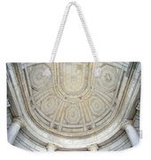Beneath This Marble Ceiling Weekender Tote Bag