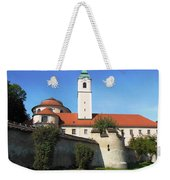 Benedictine Abbey Weekender Tote Bag