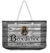 Benedictine Brewery Weekender Tote Bag